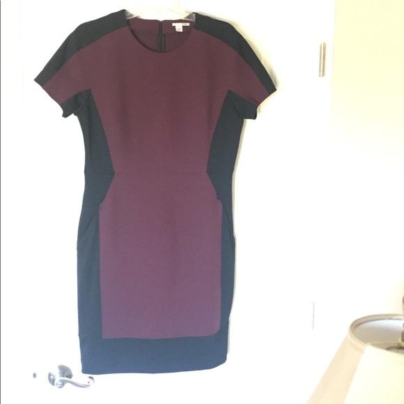 Halogen Dresses & Skirts - Halogen dress short sleeves with pockets!